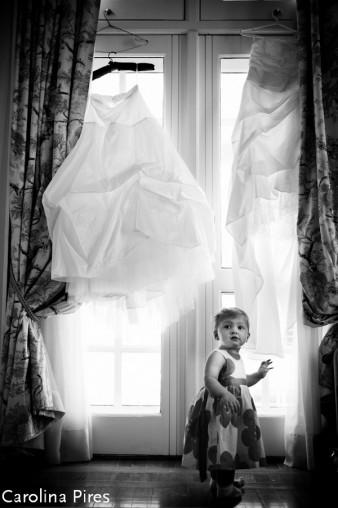 Não basta ser noiva!
