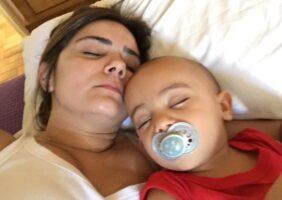 quando o bebê não dorme